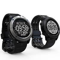 UW80C Uwear OLED-дисплеєм 1.2 дюйма IP68 монітор серцевого ритму GPS компас спортивні годинник