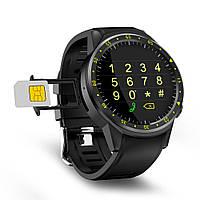 Bakeey Ф1 1.3 дюйма WiFi GPS в 1г 8г монітор серцевого ритму крокомір спортивні смарт-годинник