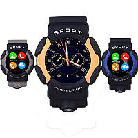 Водонепроникний Спорт смарт годинник А10 MT2502 з Bluetooth G-сенсор для Android iOS телефон