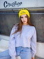 Шапка Under Armour / шапка андер амур/ шапка жіноча/шапка чоловіча/жовтий, фото 2