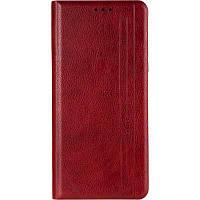 Чехол книжка Book Cover Leather Gelius New для Huawei P Smart 2021 Red