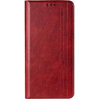 Чехол книжка Book Cover Leather Gelius New для Samsung Galaxy M31 M315 Red