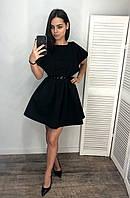 Жіноче плаття чорне
