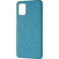 Чехол Gelius Canvas для Samsung Galaxy M51 M515 Blue