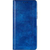 Чехол книжка Book Cover Leather Gelius New для Huawei P Smart 2021 Blue
