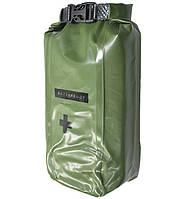 Аптечка водонепроницаемая MilTec Olive 16029001