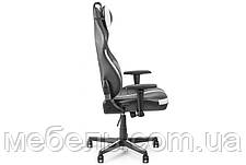 Офисный стул Barsky VR Cyberpunk White CYB-04, фото 2