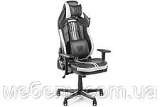 Офисный стул Barsky VR Cyberpunk White CYB-04, фото 3