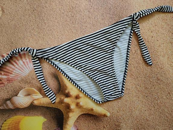 Плавки женские SAME GAME 2380 черный (есть 48 размеры), фото 2