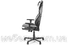 Мебель для работы дома кресло Barsky VR Cyberpunk White CYB-04, фото 3