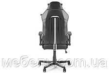 Мебель для работы дома кресло Barsky VR Cyberpunk White CYB-04, фото 2