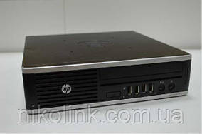 Системний блок HP Compaq 8300 ESFF – Б/У (Без-CPU 3-Gen / Без-RAM / Без-HDD/SSD) б/у
