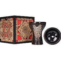 Чаша для кальяну Japona Hookah - Samurai Gold (дизайнерська упаковка), фото 1