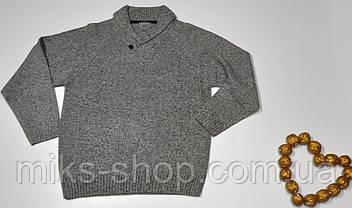 Чоловічий стильний светр MsS Розмір L ( З-44), фото 3