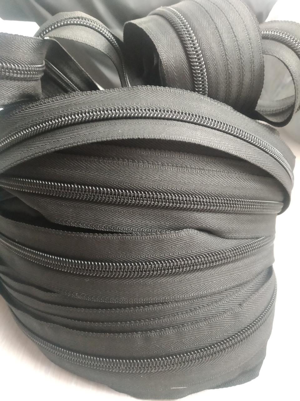 Застібка спіраль Т7 рулонна