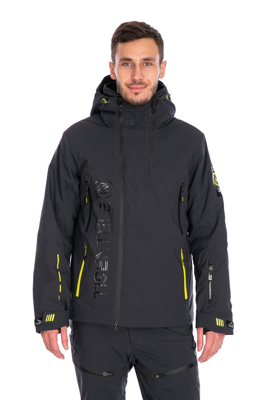 Мужская горнолыжная Куртка WHS Темно-серый