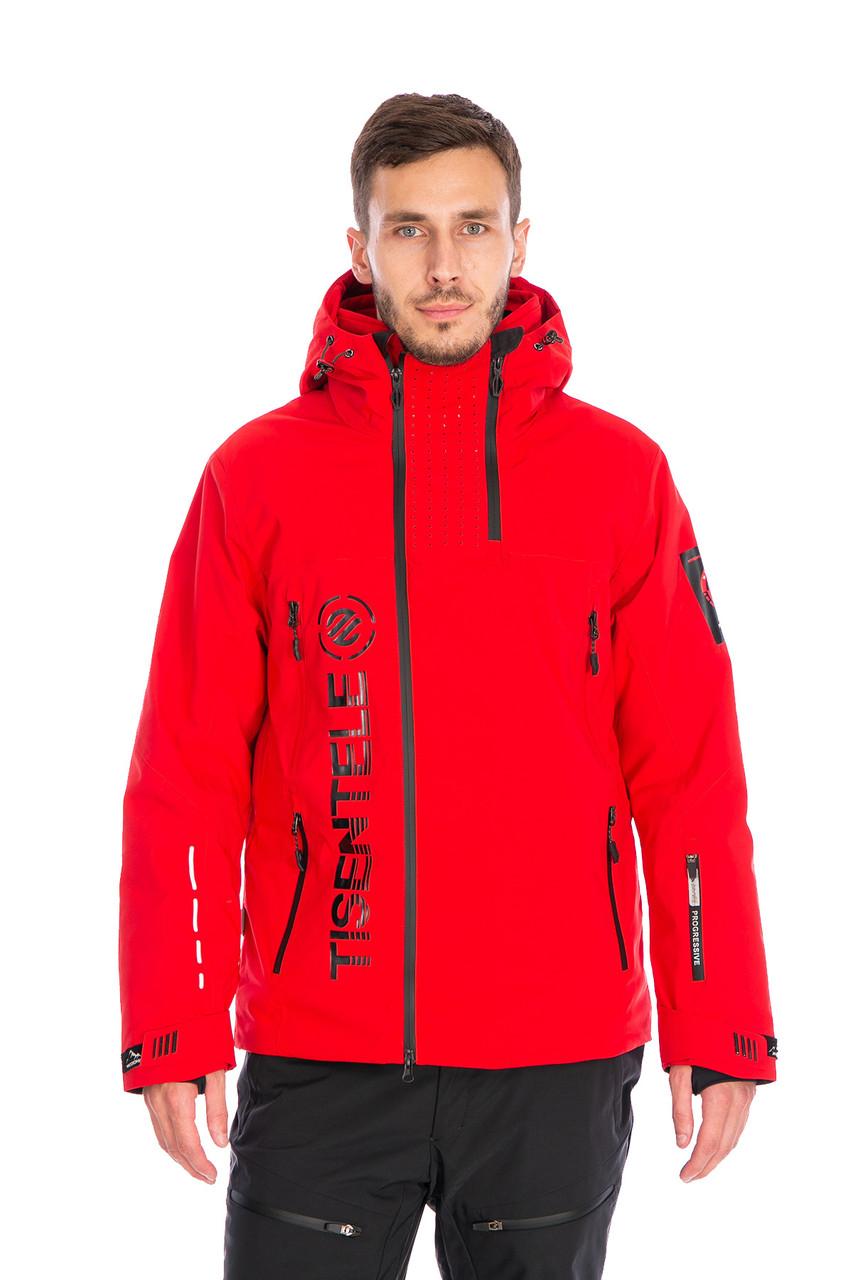 Мужская горнолыжная Куртка WHS Красный