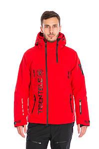 Чоловіча гірськолижна Куртка WHS Червоний