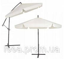 Зонт садовий кутовий з нахилом Springos 270 см SKL41-277709