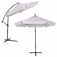 Зонт садовий кутовий з нахилом Springos 350 см SKL41-277710