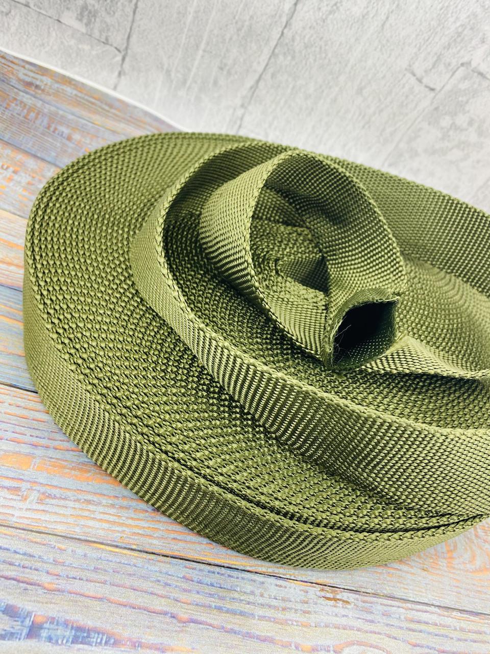 Лента чулочная рукав 25 мм - 25 м текстильный кожух