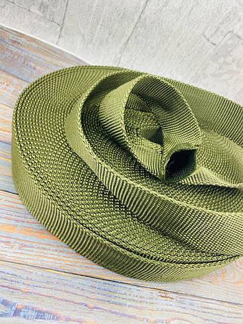 Лента чулочная рукав 25 мм - 25 м текстильный кожух, фото 2