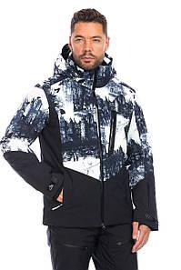 Чоловіча гірськолижна Куртка WHS Чорний