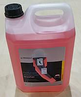 Жидкость стеклоочистителя зимняя Renault  5л  -20 C