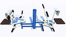 Тренажер рычажная тяга на бицепс, фото 3