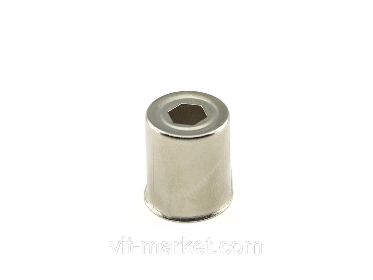 Металевий ковпачок на магнетрон Samsung код 02358