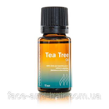 Tea Tree Oil Маслo чайного дерева антибактериальное натуральное, 15 мл, NSP, НСП, США