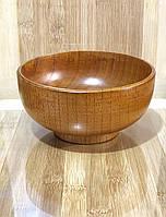 Миска из бамбука ø16см