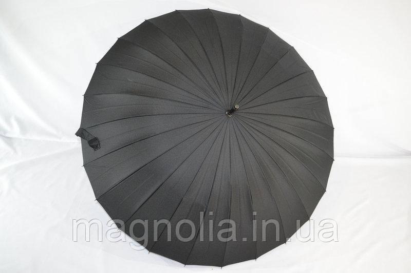 Парасоля зміцнена на 24 карбонові спиці ! Зонт бронированный укреплен
