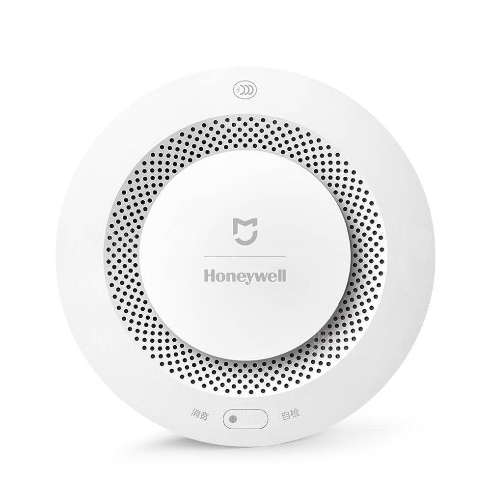 Датчик диму Xiaomi Mijia Honeywell&MI Smoking Detector JTYJ-GD-01LM Zigbee HomeKit