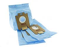 Мешки синтетические 4шт  Filtero экстра для пылесосов AEG, ARNICA, ELECTROLUX, ZANUSSI, PHILIPS код FLS 01E