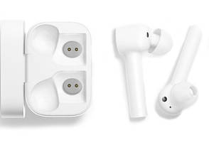Беспроводные наушники Mi True Wireless Earphones Lite (BHR4090GL) White Уценка, фото 2
