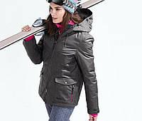 Шикарная, тёплая лыжная и сноуборд куртка tchibo Германия  40 евро наш 46, фото 1