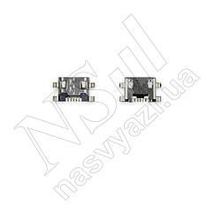 Разъем питания ASUS ZC451CG ZenFone C Z007/XIAOMI Redmi Note 4/HOMTOM HT7