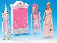 """Мебель """"Gloria"""" 2609 (36шт/3) для гардеробной, шкаф,зеркало.вешалка д/одежды, в кор., шт"""