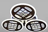 Потолочная светодиодная люстра с диммером 100W, фото 3
