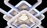 Светодиодная люстра с диммером, подсветкой и MP3, 125W, фото 7