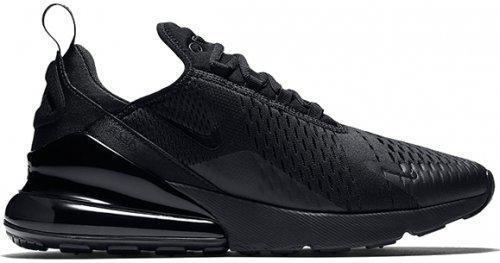 Мужские кроссовки Nike Air Max 270 Black Черные