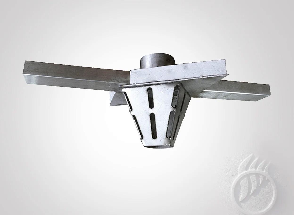 Воздухораспределитель для пеллет котлов Stropuva S-P, Stropuva IDEAL 40 кВт  Запчасти и комплектующие Стропува
