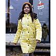 Дитячий зимовий комбінезон для дівчинки на флісі Уляна | розміри 122 по 164, фото 6