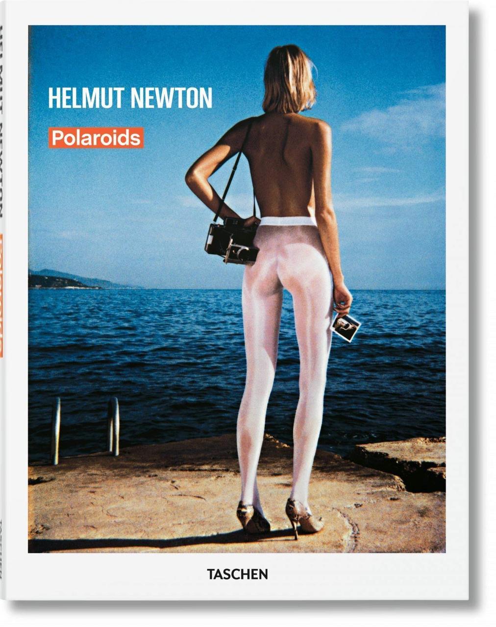 Книга Helmut Newton. Polaroids.