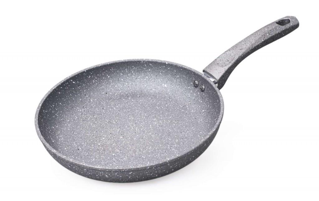 Сковорода с антипригарным покрытием Con Brio CB-1811 (18 см) | сковородка Con Brio