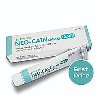 Крем анестетик с лидокаином NEO CAIN CREAM 10,56% (Корея, Dr.Cain)