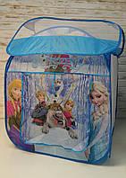 Детская игровая палатка Холодное сердце Frozen 1788-1/3/4/5, фото 1