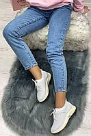 Кросівки жіночі 8 пар в ящику білого кольору 36-41, фото 5