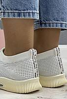 Кросівки жіночі 8 пар в ящику білого кольору 36-41, фото 7